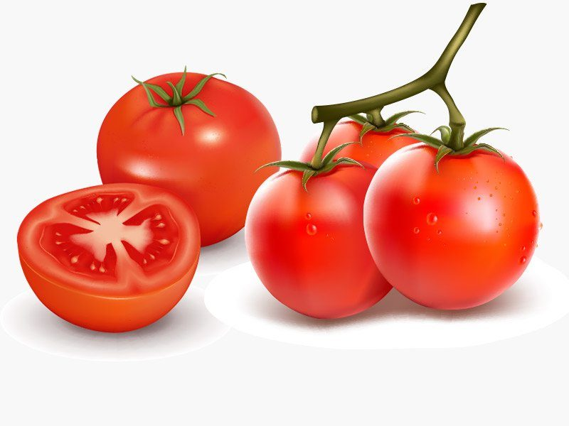 Tomaten für Wellensittiche