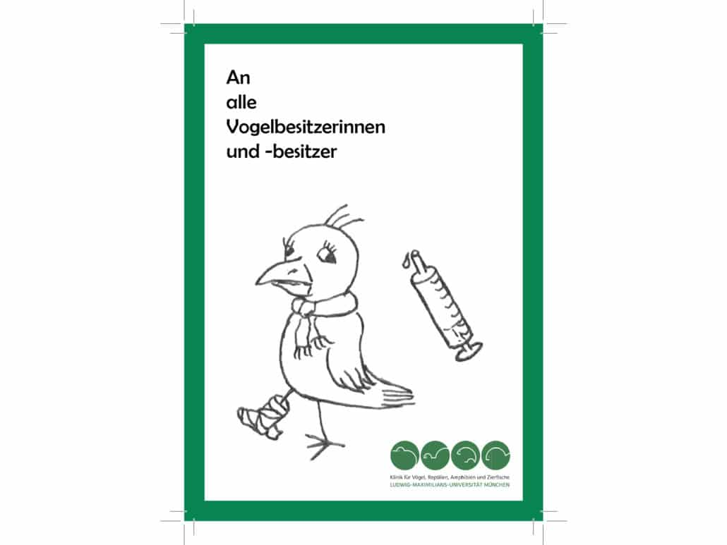 Doktorarbeit Flyer